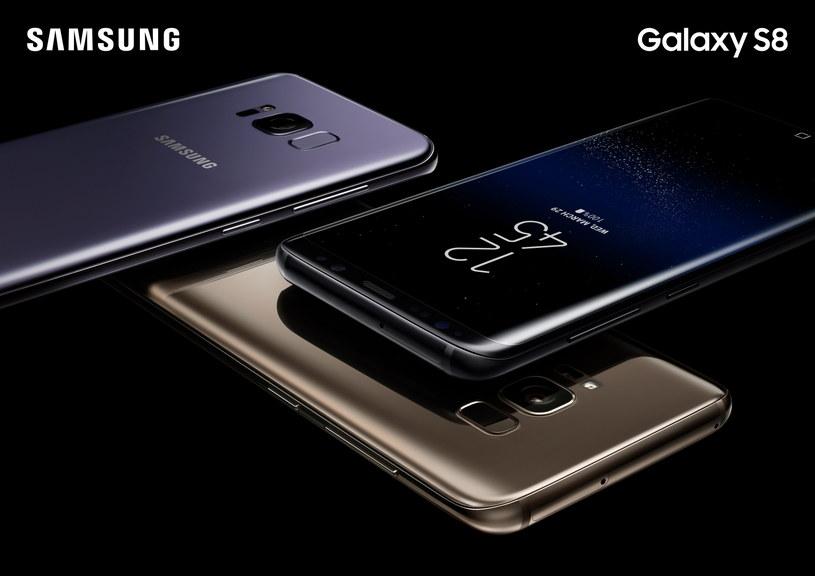 Galaxy S8 oraz Galaxy S8+ /materiały prasowe