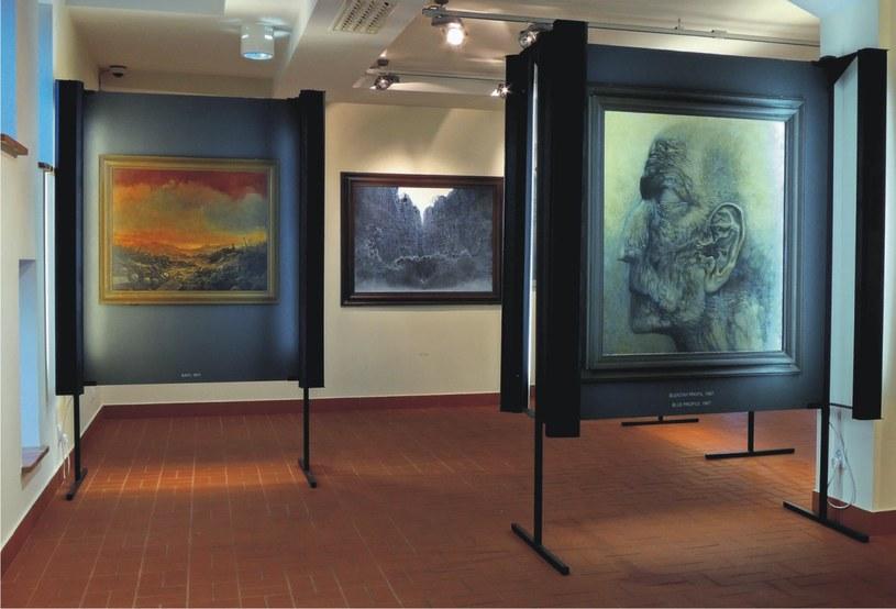 Galeria Beksińskiego w Sanoku /materiały prasowe