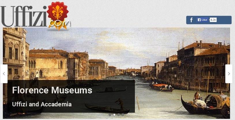 Galeria Uffizi we Florencji - niebawem w 6K i 3D /materiały prasowe