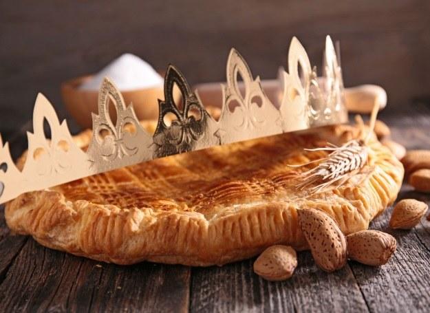 Galette des rois - ciasto na Trzech Króli /123RF/PICSEL
