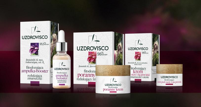 Gama produktów UZDROVISCO /materiały prasowe