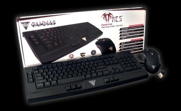 Gamdias Ares Essential Combo /materiały prasowe