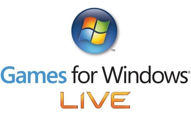 Games for Windows Live /materiały prasowe