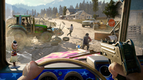 Gamescom'17: Far Cry 5 - fragmenty rozgrywki