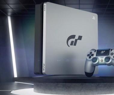 Gamescom'17: Gran Turismo Sport - prezentacja limitowanej wersji konsoli PS4