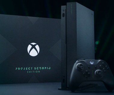 Gamescom'17: Xbox One X Project Scorpio Edition - prezentacja konsoli