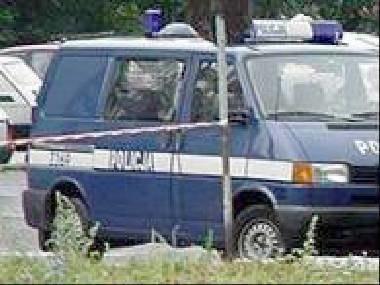 Gang okradający staruszków rozbiła małopolska policja /RMF