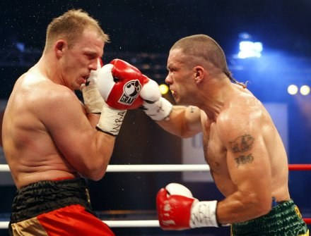 Garay obronił tytuł bokserskiego mistrza świata WBA /AFP