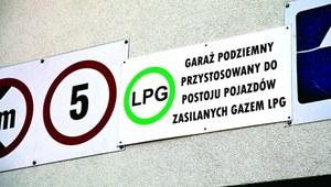 Garaż podziemny a auto z LPG