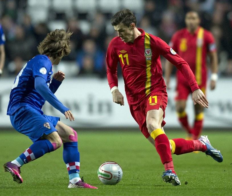 Gareth Bale nie zagra z Irlandią /AFP