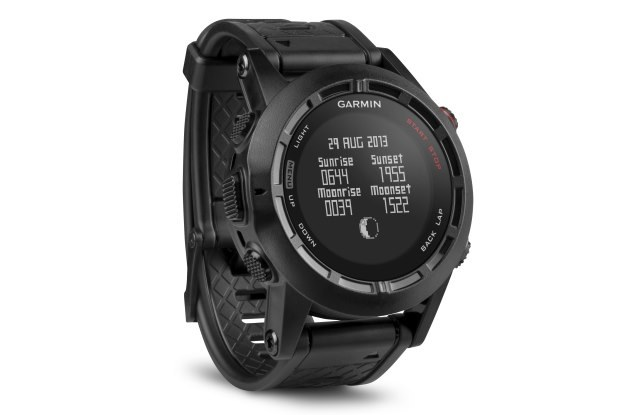 Garmin fēnix 2 - nowy zegarek GPS dla sportowców /materiały prasowe