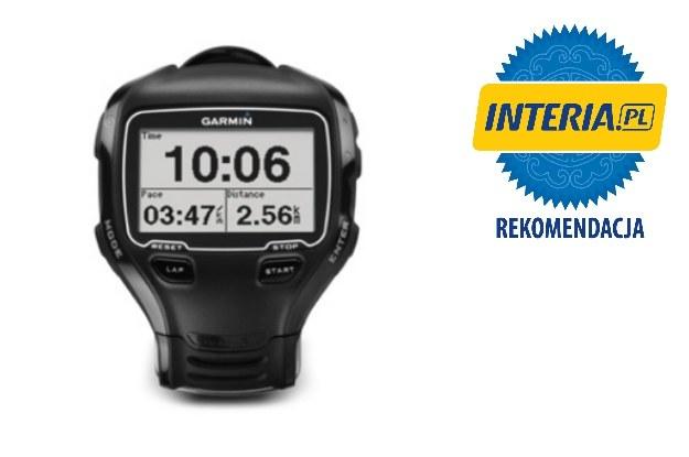Garmin Forerunner 910xt otrzymuje rekomendację serwisu Nowe Technologie INTERIA.PL /materiały prasowe