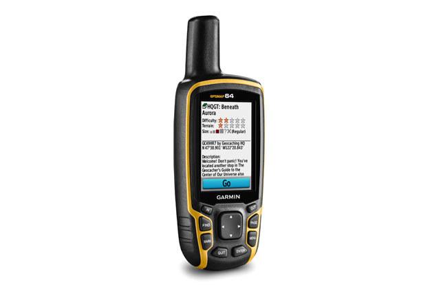 Garmin GPSMAP 64 /materiały prasowe