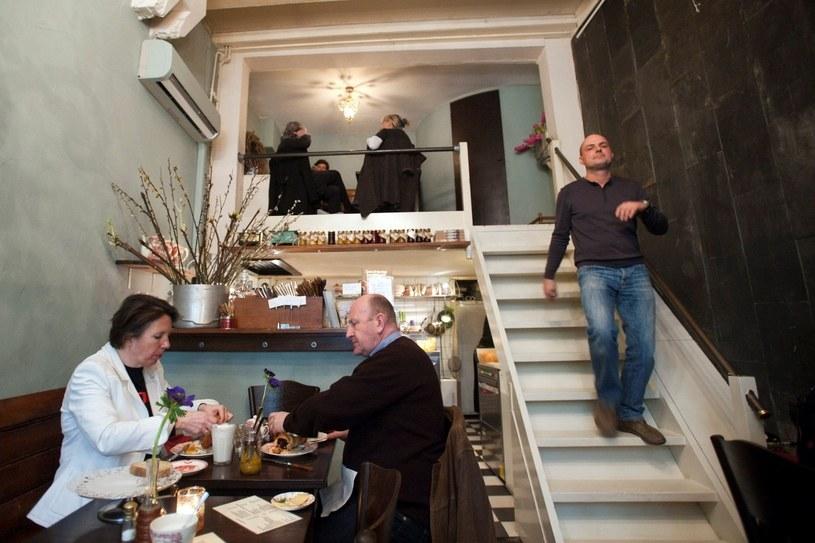 Gartine - przytulnej kafejce w historycznym centrum /The New York Times Syndicate