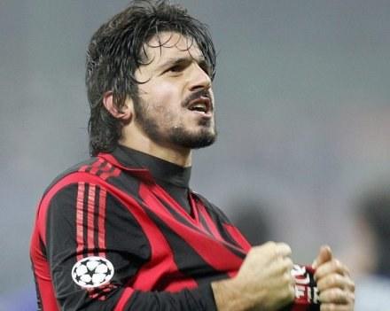 Gattuso po 10 latach przy San Siro może zamienić koszulkę Milanu na trykot innego klubu /AFP