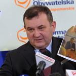 Gawłowski: Niech mnie prokuratura wezwie, przesłucha, niech dostanę zarzuty