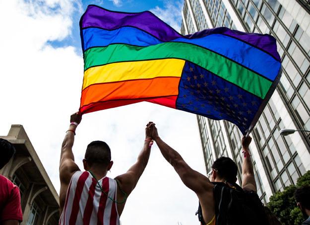 Gay Pride Parade w San Francisco /Max Whittaker /AFP