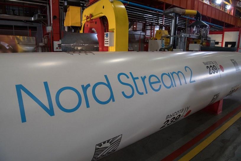 Gazociąg Nord Stream 2; Zdj. ilustracyjne /SPUTNIK Russia /East News