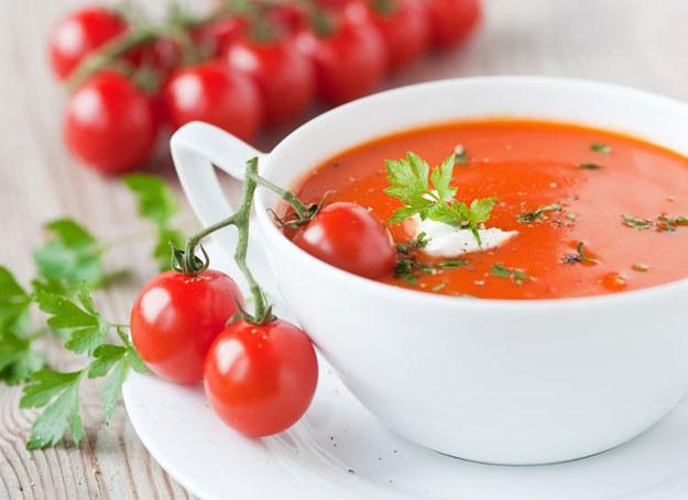 Gazpacho na ostro z chili /©123RF/PICSEL