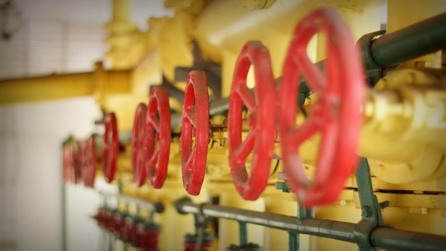 Gazprom: średnia cena gazu dla Europy w 2015 roku wyniesie 240-245 USD /Michał Dukaczewski /Archiwum RMF FM