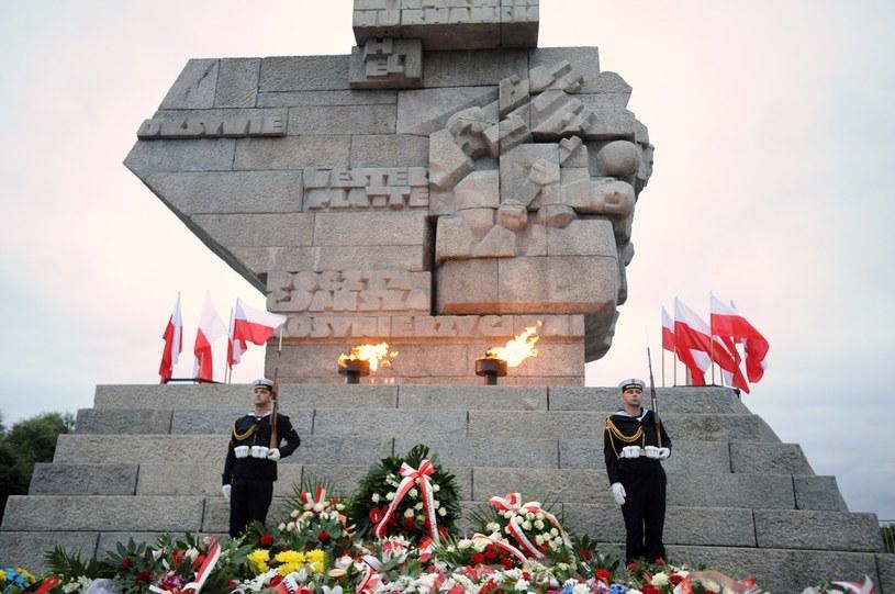 Gdańsk - Pomnik Obrońców Wybrzeża na Westerplatte /Wojciech Stróżyk /Reporter