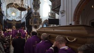 Gdańsk: Rozpoczęły się uroczystości pożegnalne abp. Tadeusza Gocłowskiego