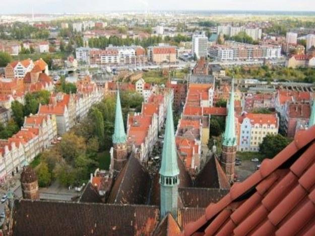 Gdańsk tysiąca schodów