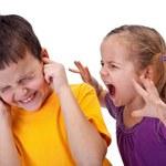 Gdy dzieci się kłócą