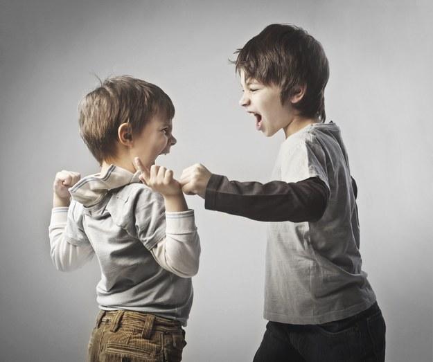 Gdy dziecko bije innych, musisz natychmiast zareagować /123/RF PICSEL