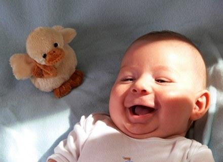 Gdy się śmiejemy, w naszym mózgu zachodzą procesy chemiczne /© Panthermedia