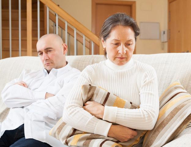 Gdy Twój mężczyzna jest oziębły, koniecznie z nim porozmawiaj /123/RF PICSEL