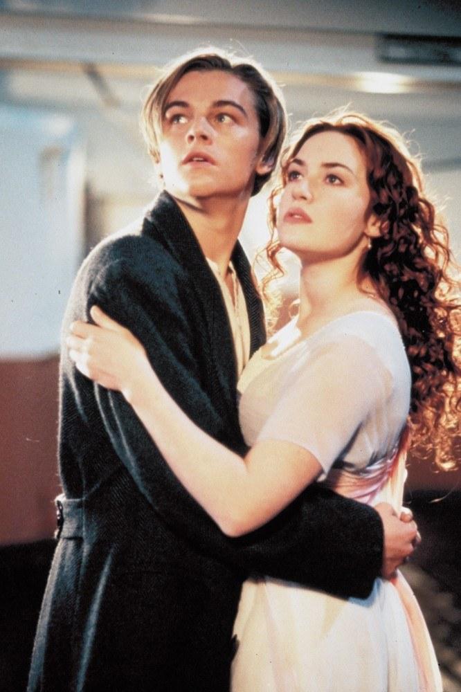 """Gdy zagrała w """"Titanicu"""" miała 21 lat /East News"""