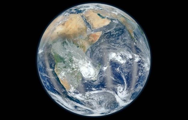 Gdyby nie życie, Ziemia wyglądałaby inaczej /NASA