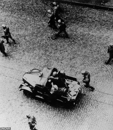 Gdynia 1970: Janek Wiśniewski padł