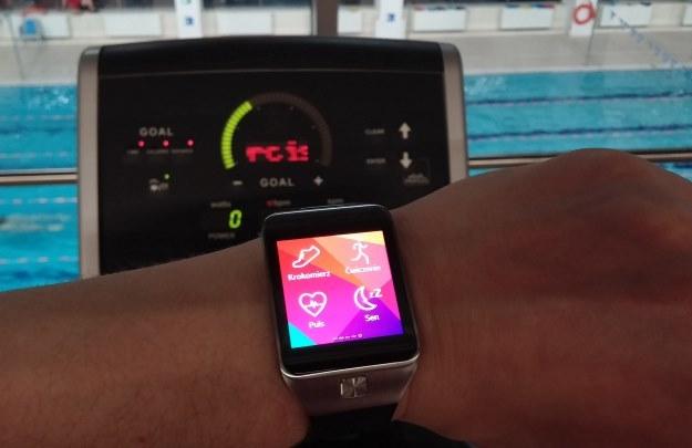Gear 2 - podobnie jak Gear Fit - pomimo pewnych braków (GPS), to nadal przydatny kompan przy aktywnościach fizycznych /INTERIA.PL