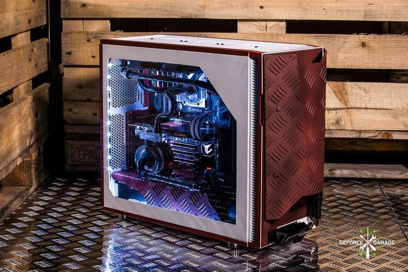 GeForce Garage: Komputer stworzony przez Rumunów /materiały prasowe