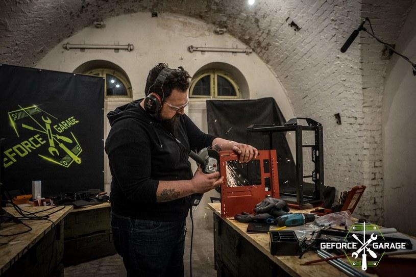 GeForce Garage /materiały prasowe