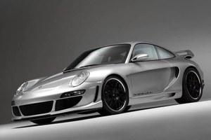 Gemballa, czyli szybsze Porsche