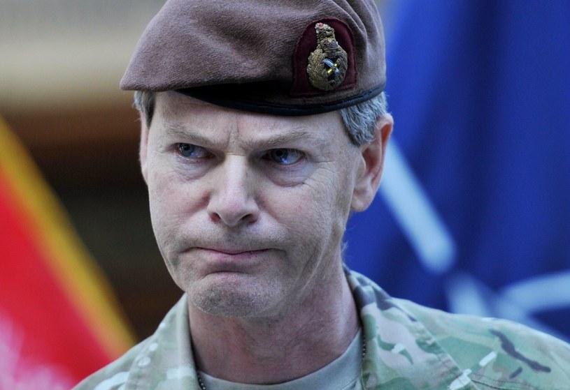 Gen. Adrian Bradshaw /AFP