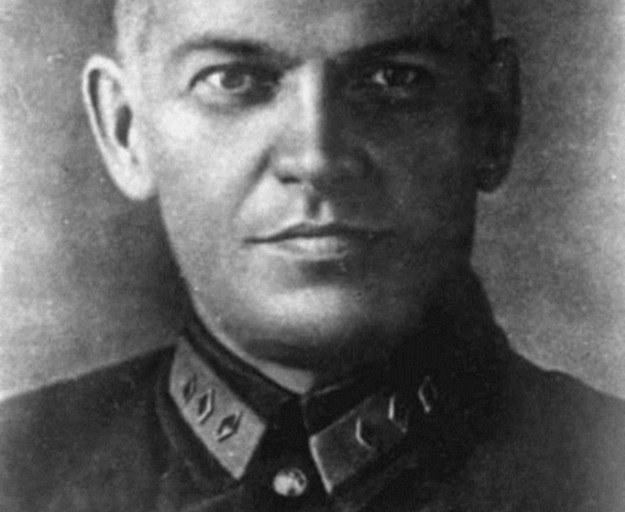 Gen. Jan Berzin, szef GRU, który zlecił L. Trepperowi organizację europejskiej siatki wywiadowczej. /Odkrywca /INTERIA.PL