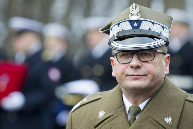 Gen. Jarosław Kraszewski /Fot. Wojciech Strozyk /Reporter