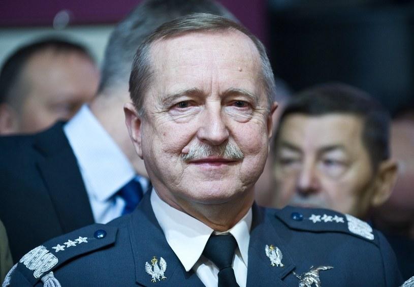 Gen. Lech Majewski /Bartosz Krupa /East News