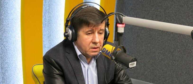 Gen. Marian Janicki /Jacek Skóra /RMF FM