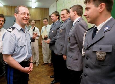Gen. Papała zginął w 1998 roku/ fot. P. Bławicki /Agencja SE/East News