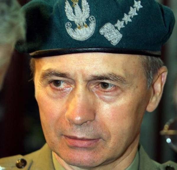 Gen. Piątas przeszedł w stan spoczynku, fot. Michał Niwicz /Agencja SE/East News