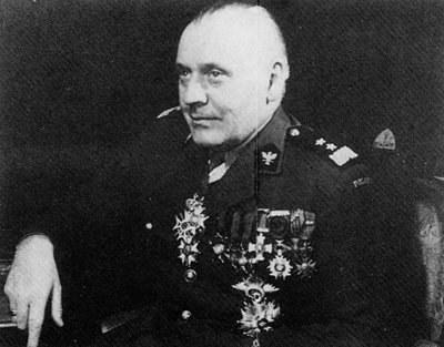 Gen. Stanisław Maczek /