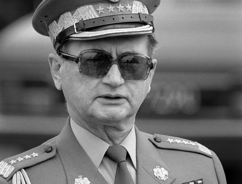 Gen. Wojciech Jaruzelski /AFP