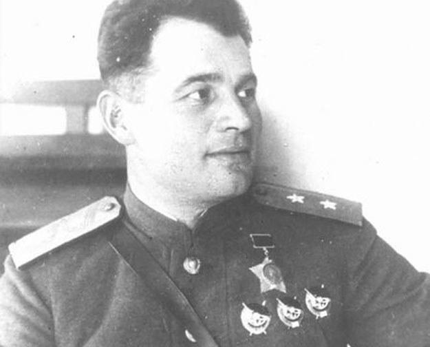 Generał Iwan Czerniachowski jest odpowiedzialny za śmierć żołnierzy wileńskiej Armii Krajowej /INTERIA.PL