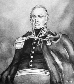 Generał Józef Dwernicki (1779-1857) /Danuta Łomaczewska /East News