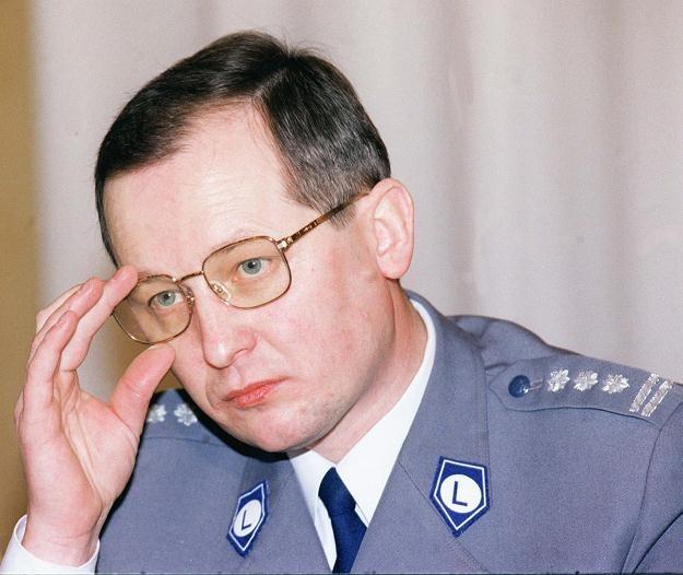 Generał Marek Papała, fot. Andrzej Rybczyński /PAP